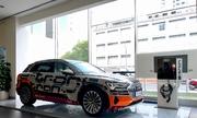 Ôtô điện Audi e-tron xuất hiện tại Việt Nam