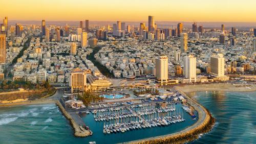 Một góc thủ đô Tel Aviv của Israel. Ảnh: Robb Report.