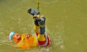 Ảo thuật gia Ấn Độ thiệt mạng dưới sông Hằng có thể đã tự sát