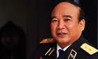 Phó đô đốc Hải quân Nguyễn Văn Tình bị cảnh cáo