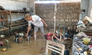 Hơn 100 hộ dân ở Lâm Đồng bị ngập do lũ