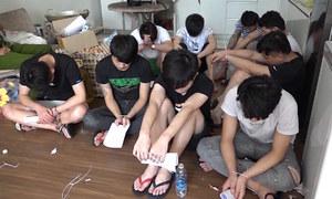 Công an TP HCM thông tin về nhóm người Trung Quốc lừa đảo