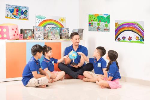 Phương pháp dạy tiếng Anh cho trẻ em AGLStruyền cảm hứng học tập cho các em thông qua việc mang thế giới sống động vào lớp học.