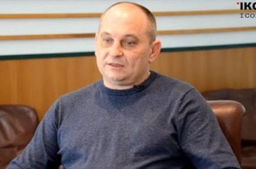 Leonid Kharchenko, biệt danh Krot. Ảnh: SMH.