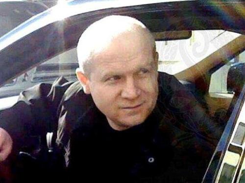 Oleg Pulatov, biệt danh Gyurza. Ảnh: SMH.