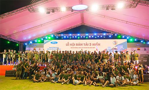 Hành trình dành riêng cho các chủ xe bán tải kết thúc bằng một đêm gala đầy ý nghĩa tổ chức tại Quảng Bình vào ngày 15/04/2019. Những thành viên tham gia sự kiện đã tham gia nhiều trò chơi tập thể, thưởng thức các tác phẩm âm nhạc và văn nghệ được biểu diễn trực tiếp, thậm chí là 1 màn múa lửa đầy hấp dẫn.