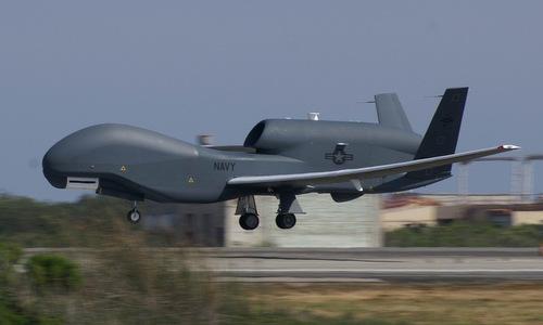 Nguyên mẫu BAMS-D bay thử hồi năm 2015. Ảnh: US Navy.