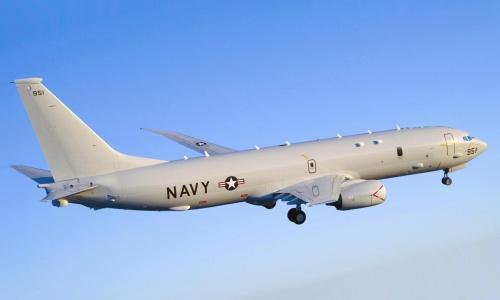 Một chiếc P-8 của Mỹ. Ảnh: National Interest.