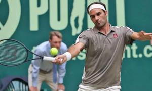 Federer 2-1 Tsonga
