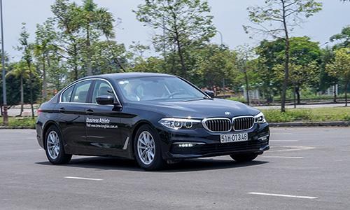 Giới hạn nào cho BMW Series 5