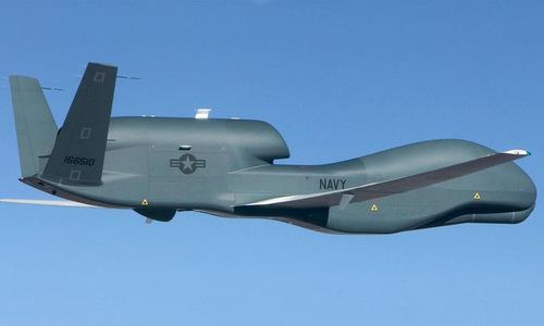 Một nguyên mẫu RQ-4N của hải quân Mỹ. Ảnh: US Navy.