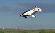 Taxi bay Airbus thử nghiệm cất hạ cánh thẳng đứng