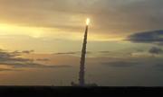 Tên lửa mang cặp vệ tinh thông tin phóng lên quỹ đạo