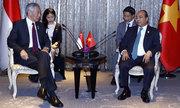 Thủ tướng Nguyễn Xuân Phúc phê phán phát biểu của ông Lý Hiển Long về vấn đề Campuchia