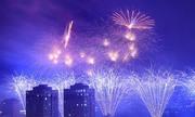 Anh và Phần Lan vào chung kết lễ hội pháo hoa quốc tế Đà Nẵng