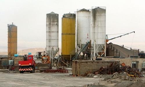 Cơ sở làm giàu uranium của Iran ở Natanz. Ảnh: Xinhua.