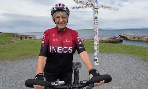 Bà Mavis Paterson, 81 tuổi. Ảnh: The Times.