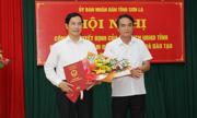 Sơn La bổ nhiệm thêm Phó giám đốc Sở Giáo dục và Đào tạo