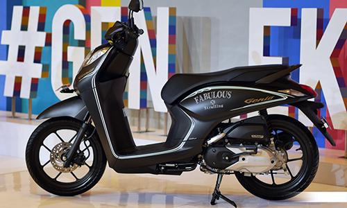 Honda Genio 2019 giá từ1.200 USD tại Indonesia. Ảnh: Tmcblog.