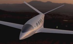 Máy bay điện không phát khí thải ở Mỹ