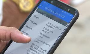 Ứng dụng quản lý đô thị trên điện thoại ở Đà Nẵng