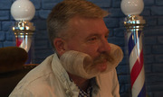 Hơn 80 quý ông tranh tài tại giải vô địch râu đẹp ở Pháp