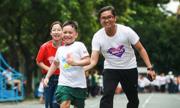 Gần 400 trẻ tham gia hội thao hòa nhập dành cho trẻ tự kỷ