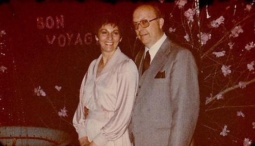 Vợ chồng Bob Broberg vàMary Ann tại Idahovào thập niên 1970. Ảnh: TNF.