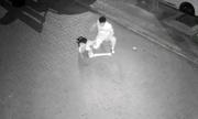 Cô gái Trung Quốc bị kẻ biến thái đánh gục trên phố giữa đêm