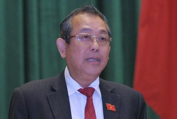 Phó thủ tướng Trương Hoà Bình. Ảnh:Hoàng Phong