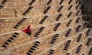 Giếng cổ nghìn năm như mê cung dưới lòng đất ở Ấn Độ