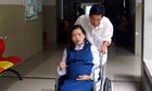 Thí sinh nhập viện vì có dấu hiệu chuyển dạ