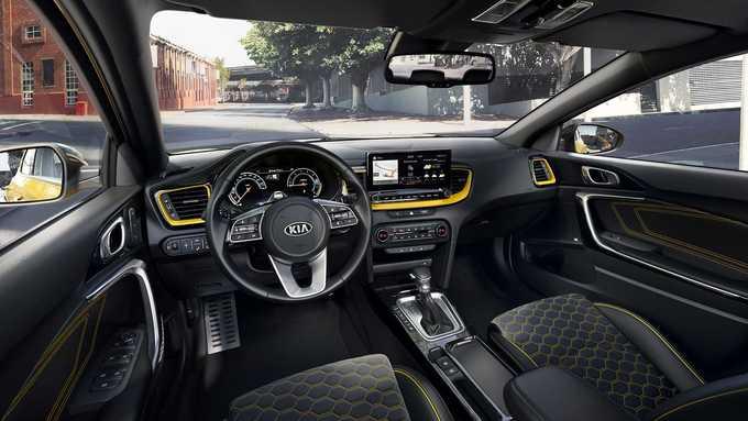 Kia XCeed 2020 ra mắt thị trường châu Âu