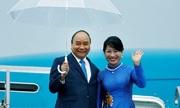 Thủ tướng Nguyễn Xuân Phúc mong Nhật tiếp tục thể hiện vai trò ở Biển Đông