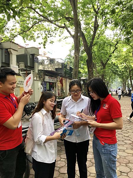 Đại học Swinburne Việt Nam tiếp sức kỳ thi tốt nghiệp THPT Quốc gia 2019 - 6