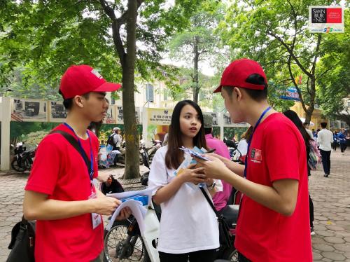 Đại học Swinburne Việt Nam tiếp sức kỳ thi tốt nghiệp THPT Quốc gia 2019 - 3