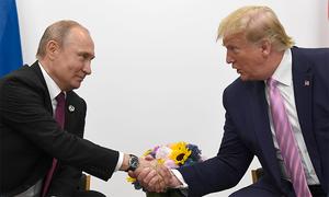 Trump cảnh báo Putin 'đừng can thiệp bầu cử Mỹ' khi gặp nhau ở G20