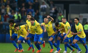 Brazil 0-0 Paraguay