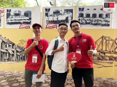 Đại học Swinburne Việt Nam tiếp sức kỳ thi tốt nghiệp THPT Quốc gia 2019 - 4