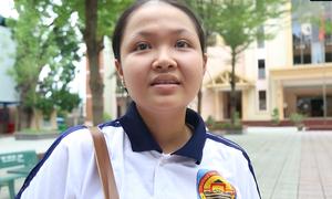 Thí sinh đánh giá đề và khâu tổ chức thi THPT quốc gia 2019
