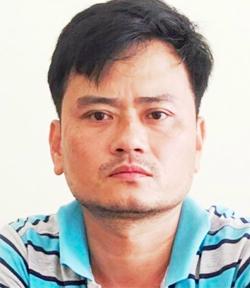 Nghi can giết người Phạm Văn Dũng. Ảnh: Công an Hải Phòng