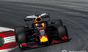 Max Verstappen về nhất ở Grand Prix Áo
