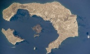 Santorini - hòn đảo nằm trên miệng núi lửa khổng lồ dưới biển