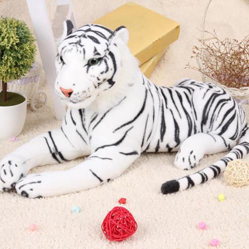 Đặt mua hàng con hổ nhồi bông dũng mãnh.