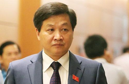 Tổng thanh tra Chính phủLê Minh Khái. Ảnh: Võ Hải.