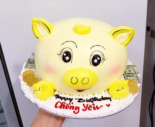 Chiếc bánh mẫu rất đẹp...