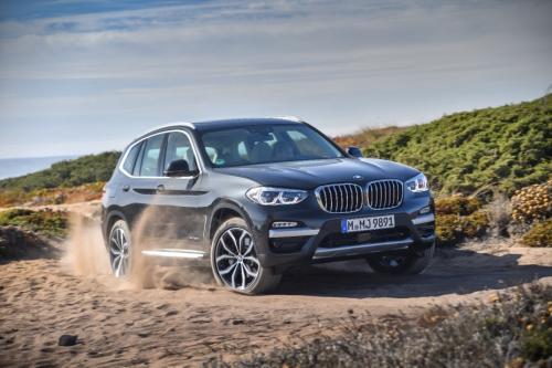 BMW X3 thế hệ mới sử dụng hệ khung gầm CLAR.