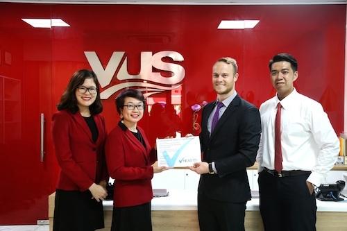VUS nhận chứng nhận NEAS, khẳng định chất lượng đào tạo với các tiêu chí thực hiện nghiêm ngặt, khắt khe.