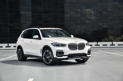 X5 dòng xe khai phá khái niệm SAV của BMW. Ảnh: BMW