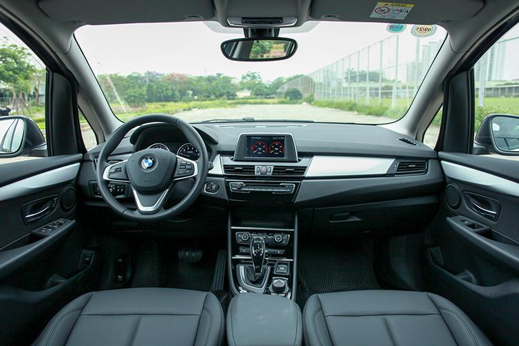 BMW 218i Gran Tourer – xe gia đình hạng sang giá 1,53 tỷ đồng - 9